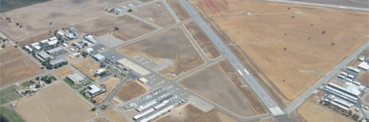 FLYING TO CAMBRIA, CALIFORNIA: THE PASO ROBLES AIRPORT