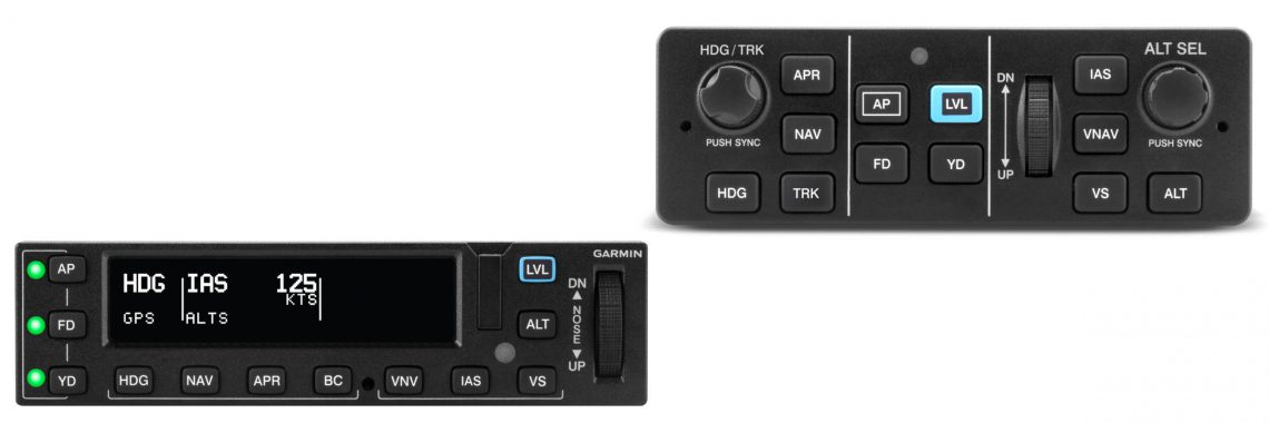Garmin GFC 500 and GFC 600 autopilots approved for additional aircraft models