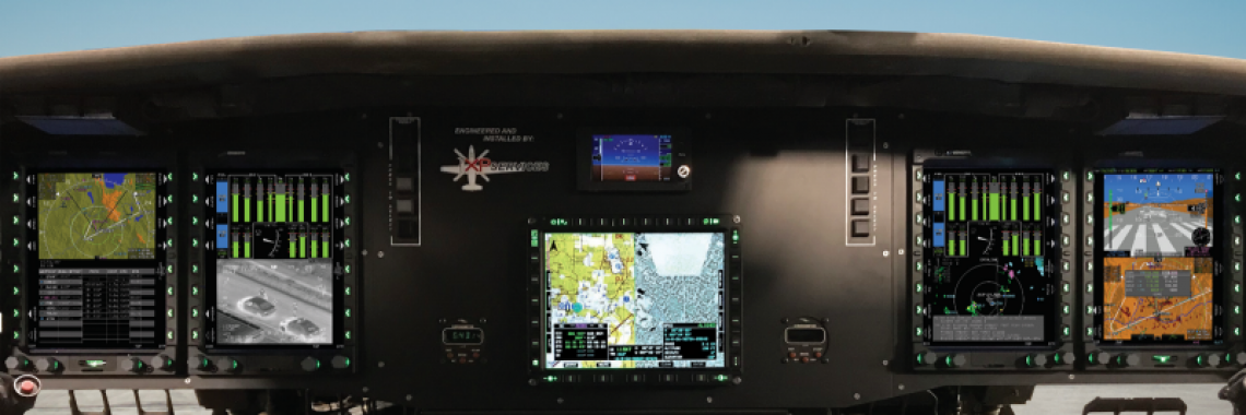 Certification Flight Testing Commences for Genesys Cockpit Suite  on Black Hawks