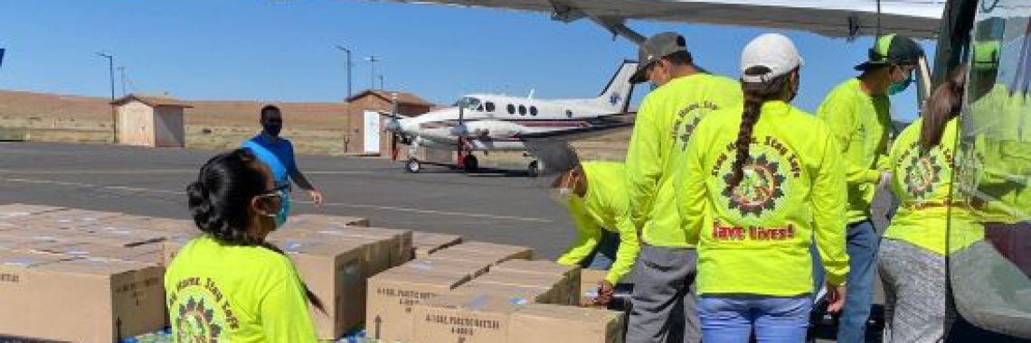 Air Serv's Navajo and Hopi Airlift Program Receives Donated Flight from Westwind Air Service