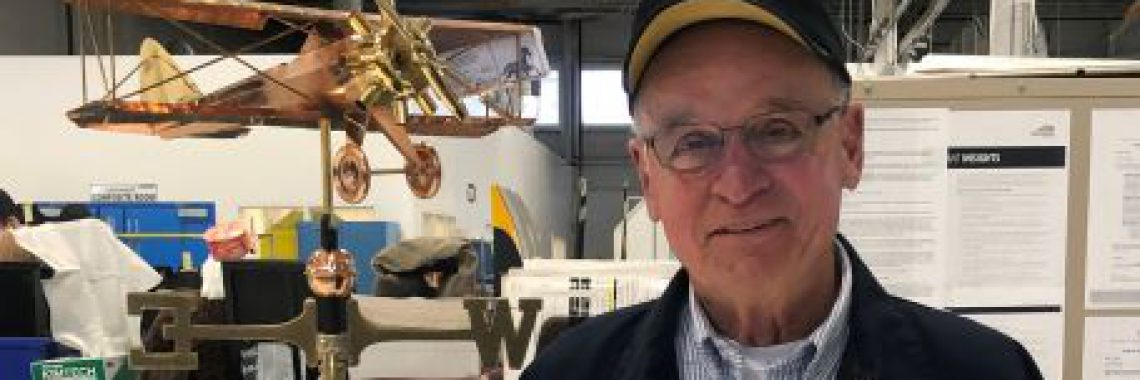 First Aviation Congratulates Charles Childress on 55 Years of Service