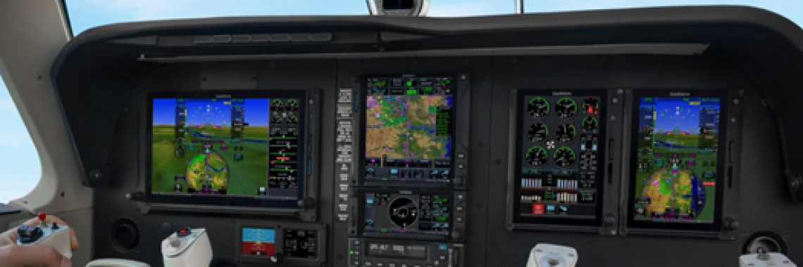 Garmin introduces safety-enhancing Smart Rudder Bias technology for select twin-engine piston aircraft