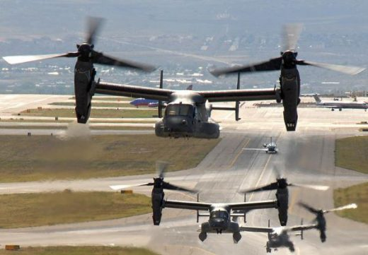 Wide range of U.S. Air Force Special Operations Command aircraft coming to EAA AirVenture Oshkosh 2021