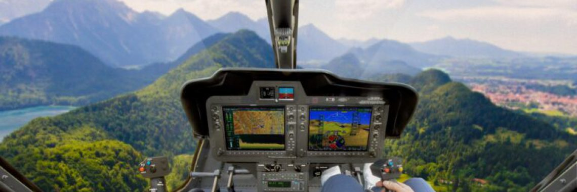 Garmin announces GFC 600H flight control system certification for Bell 505 helicopters