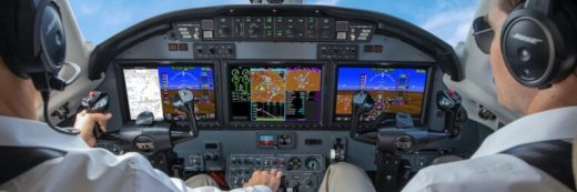 Ten percent of the eligible Citation Excel/XLS fleet now updated with a G5000 integrated flight deck